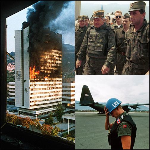 Bosnian War (1/6)