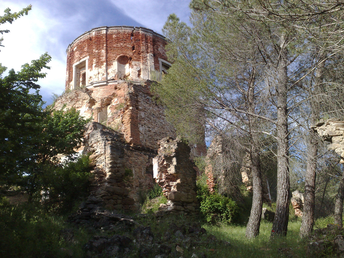 Casa del Bosque Buitrago del Lozoya  Wikipedia la enciclopedia libre
