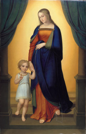 Mary and the Infant Jesus