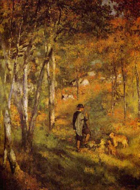 Le Coeur De La Foret : coeur, foret, Fichier:Renoir, Jules, Coeur, Chiens, (1866).jpg, Wikipédia