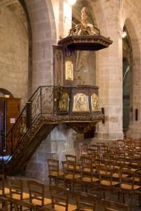File:Saint Bonnet le Chteau-Chaire  prcher.jpg ...