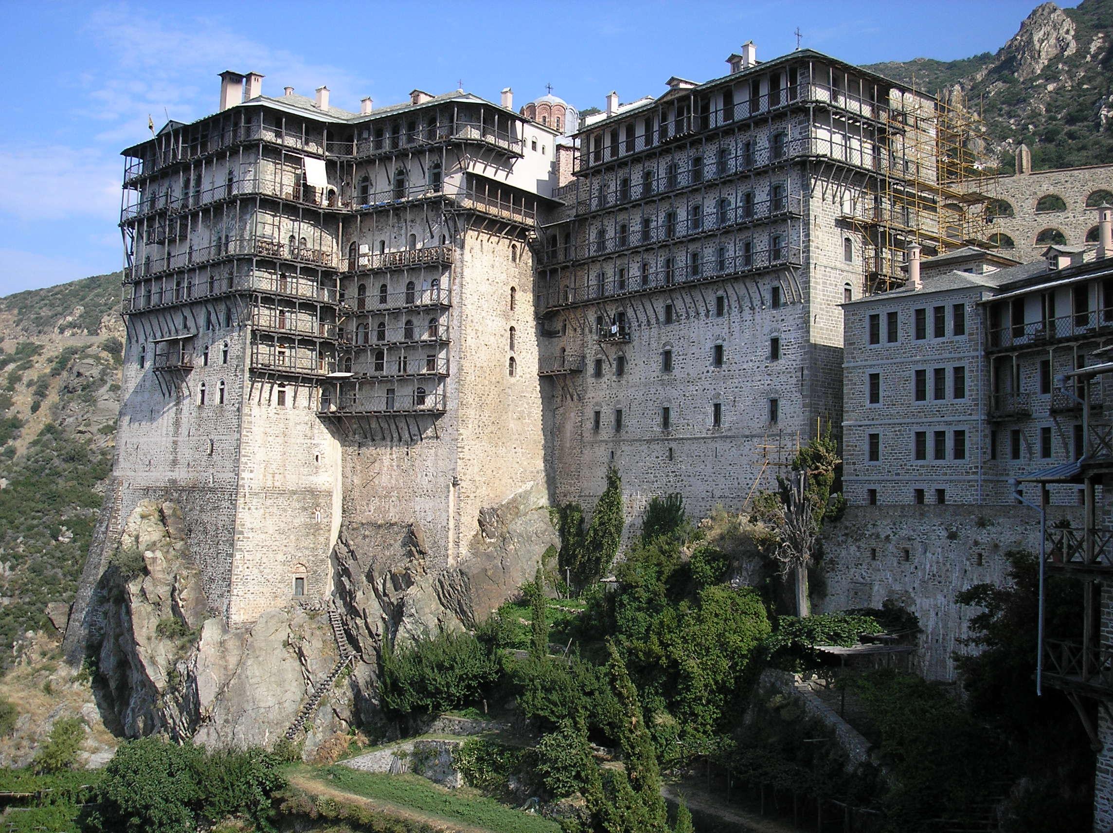 Monasterio de Simonopetra