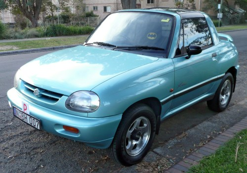 small resolution of 1996 suzuki vitara