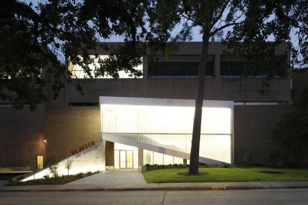 Blaffer Art Museum Houston