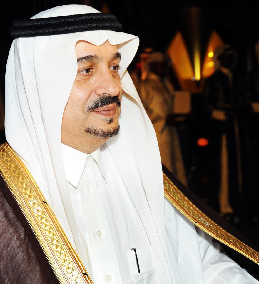 الأمير تركي بن فيصل بن مشعل تركي بن سلطان قال لي آخر مرة تجي معي
