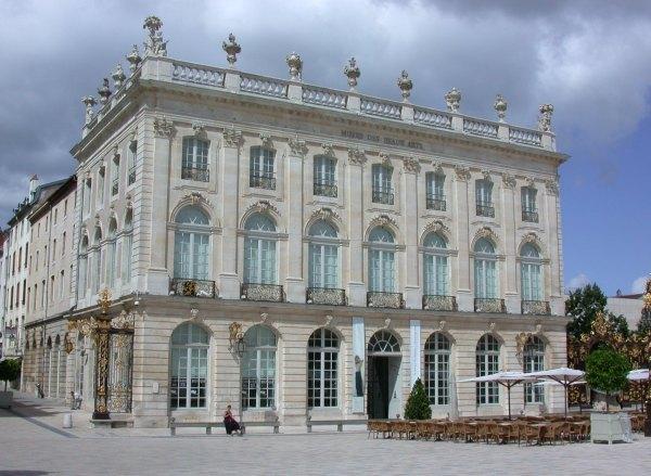 Museum Of Fine Arts Nancy