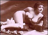 Pornographic photography in 1910s