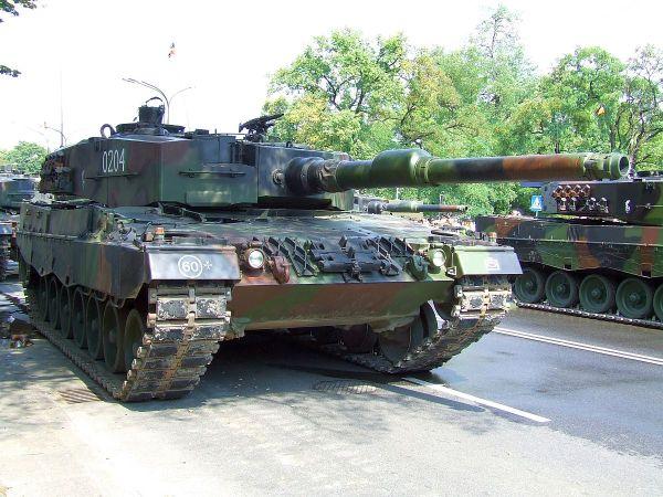 Rheinmetall 120-mm-glattrohrkanone Wikipedia