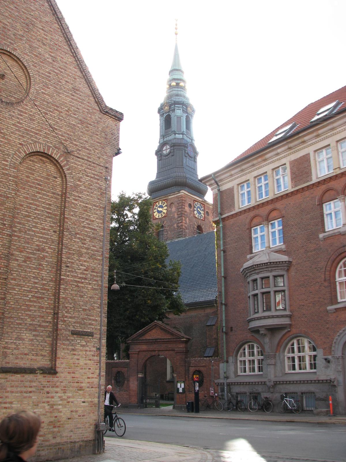 Sankt Petri Kirke  Wikipedia den frie encyklopdi