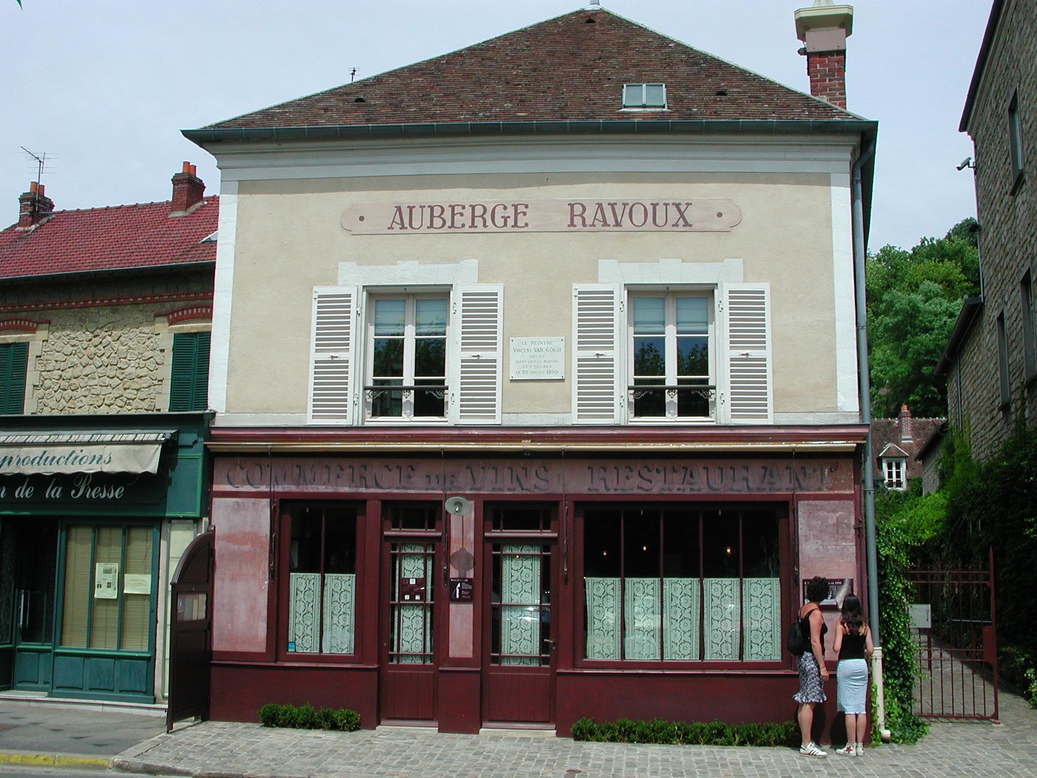 Auberge Ravoux Wikiwand