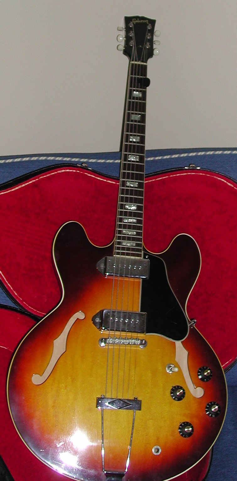 hight resolution of gibson es 330