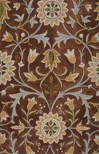 File:Morris Little Flower carpet design detail.jpg