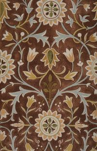File:Morris Little Flower carpet design detail.jpg - Wikipedia