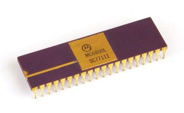 Motorola 6800 Microprocessor