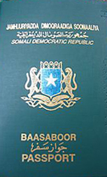 Somali passport  Wikipedia