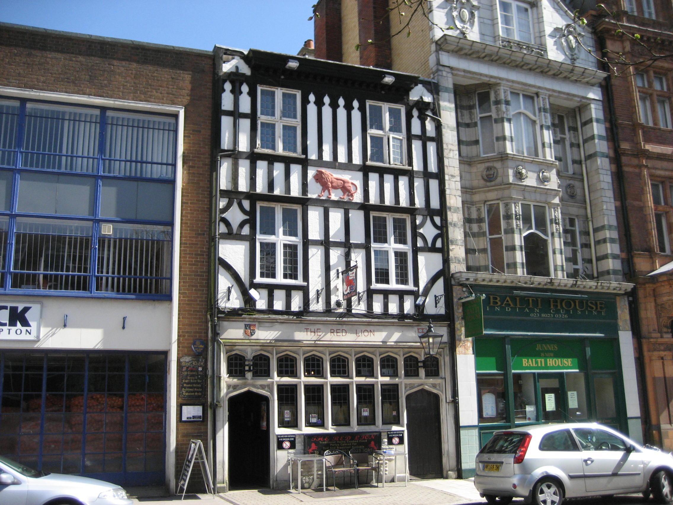 Red Lion Inn Southampton Wikipedia