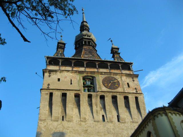 Sighioara Clock Tower  Wikipedia