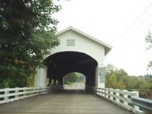 Fall Creek Oregon Covered Bridges