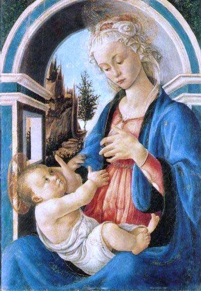 Madonna And Child Botticelli Avignon : madonna, child, botticelli, avignon, Madonna, Child, (Botticelli,, Avignon), Wikipedia