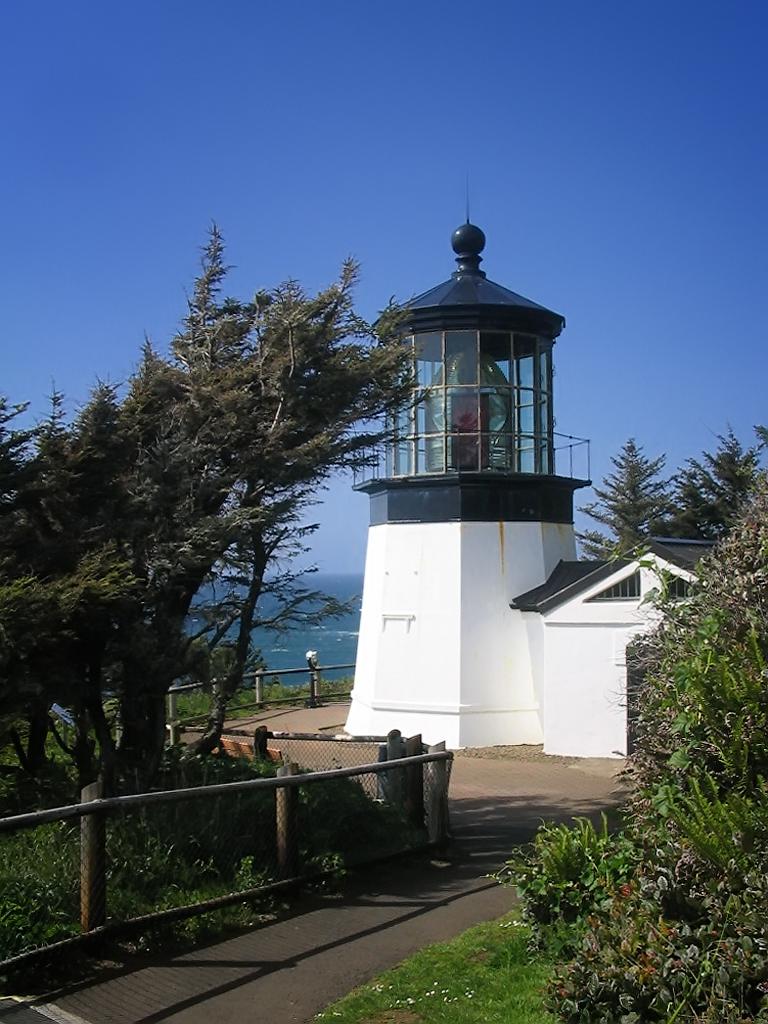 Cape Meares Light  Wikipedia