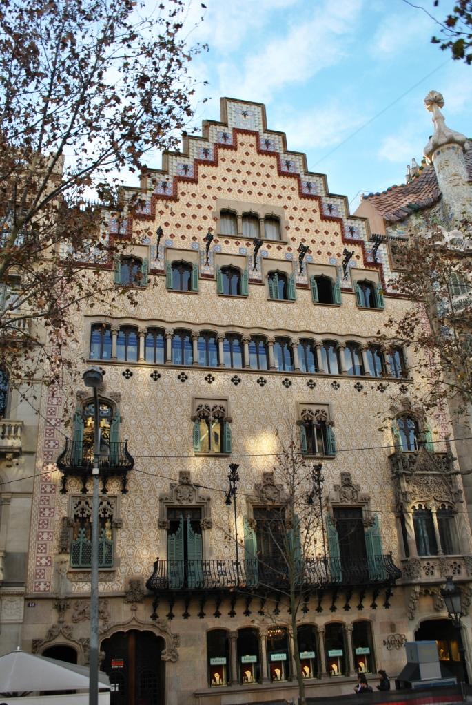 Casa Amatller  Wikipedia la enciclopedia libre