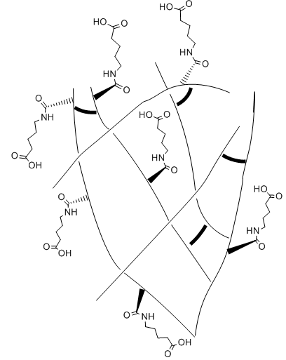 crosslinking polymer