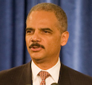 Eric Holder at Obama-Biden National Security P...