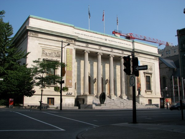 Musee Des Beaux Arts Montreal