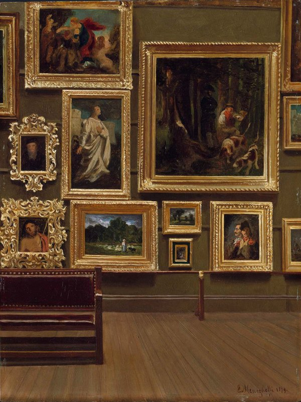 Museum Fine Arts Boston Paintings