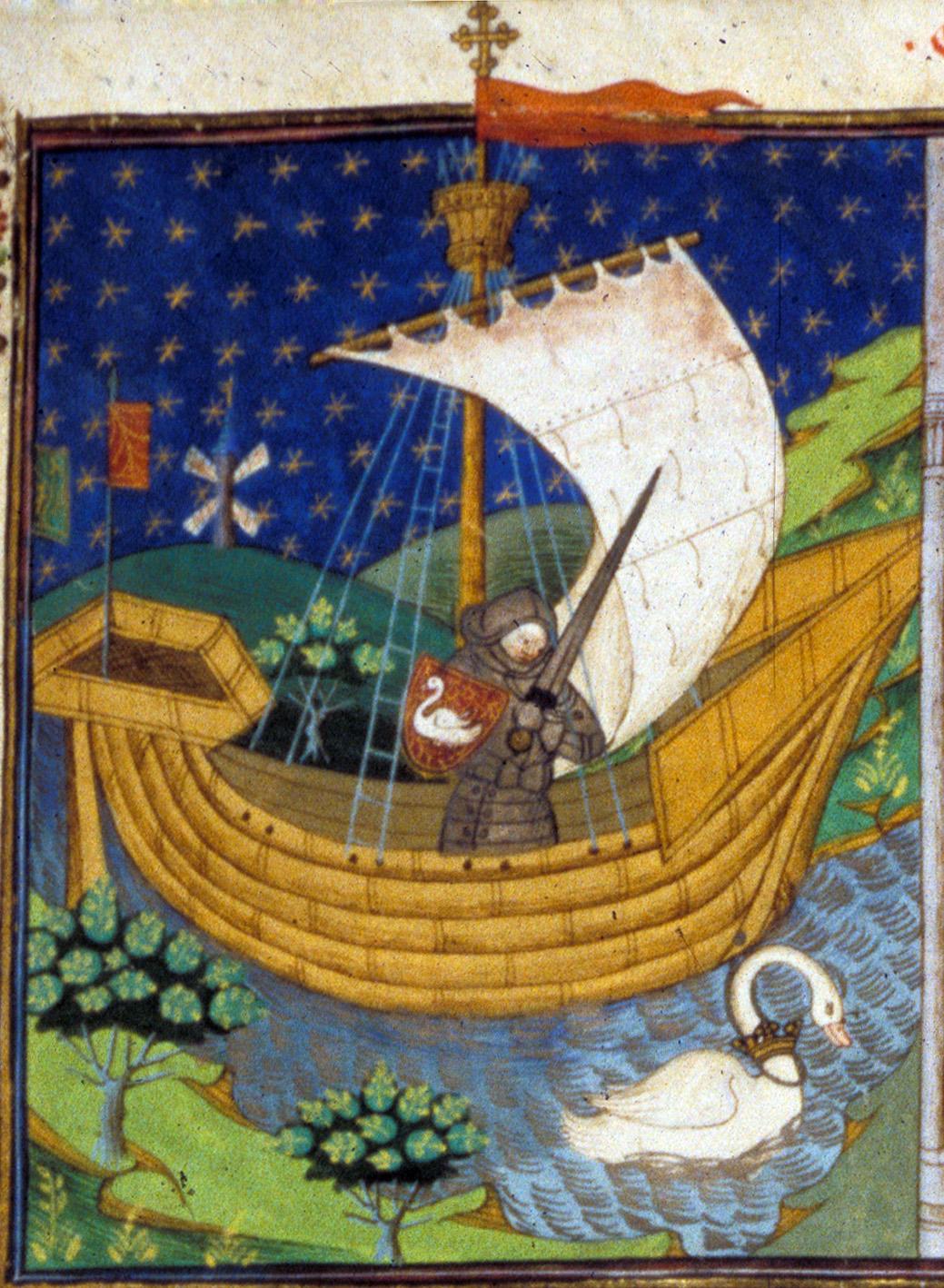 Chevalier Au Cygne Wikip 233 Dia