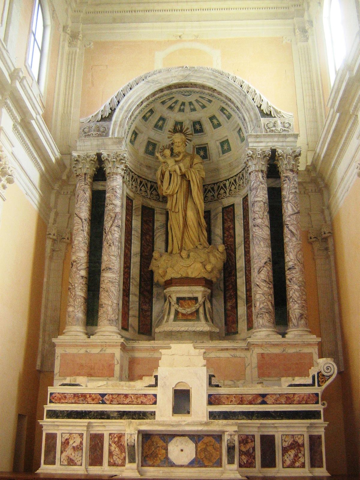Chiesa di San Francesco della Scarpa  Wikipedia