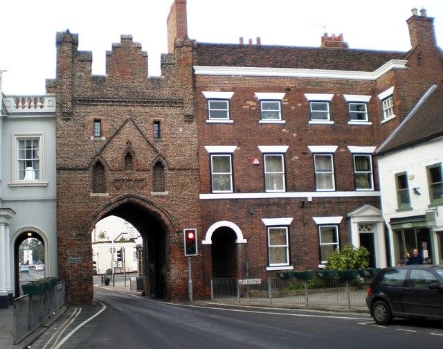 Beverley town walls  Wikipedia