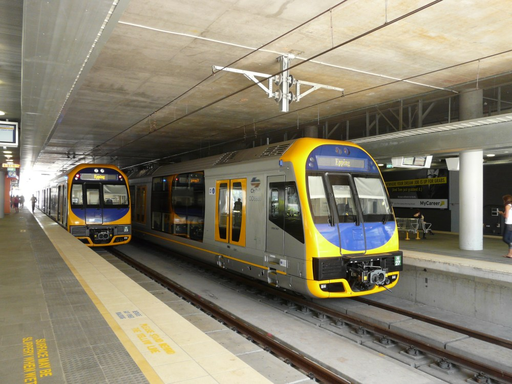 History of Cityrail: Epping to Chatswood Line (2009) (4/4)