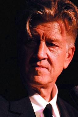 David Lynch speaking in Washington D.C., Janua...