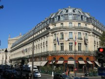 File Grand Tel Paris Depuis Le Carrefour Rue Scribe