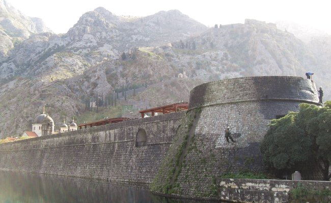 Fortifications Of Kotor Military Wiki Fandom Powered