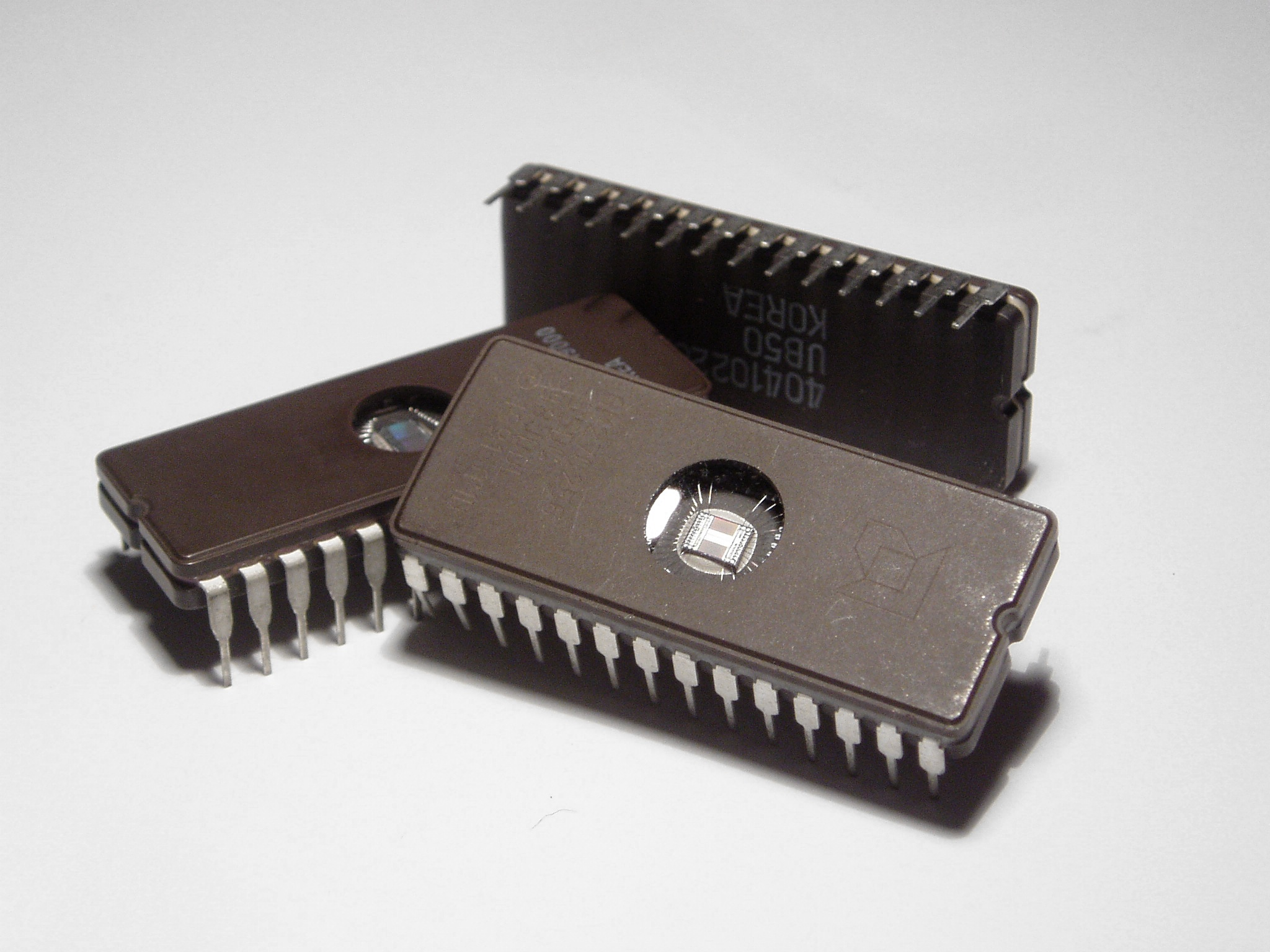 History Of The Integrated Circuit Aka Microchip