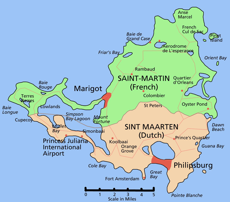 saint martin wikipedia