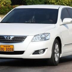All New Toyota Camry Thailand Spesifikasi Agya Trd File From Laos In Nong Khai Jpg Wikimedia