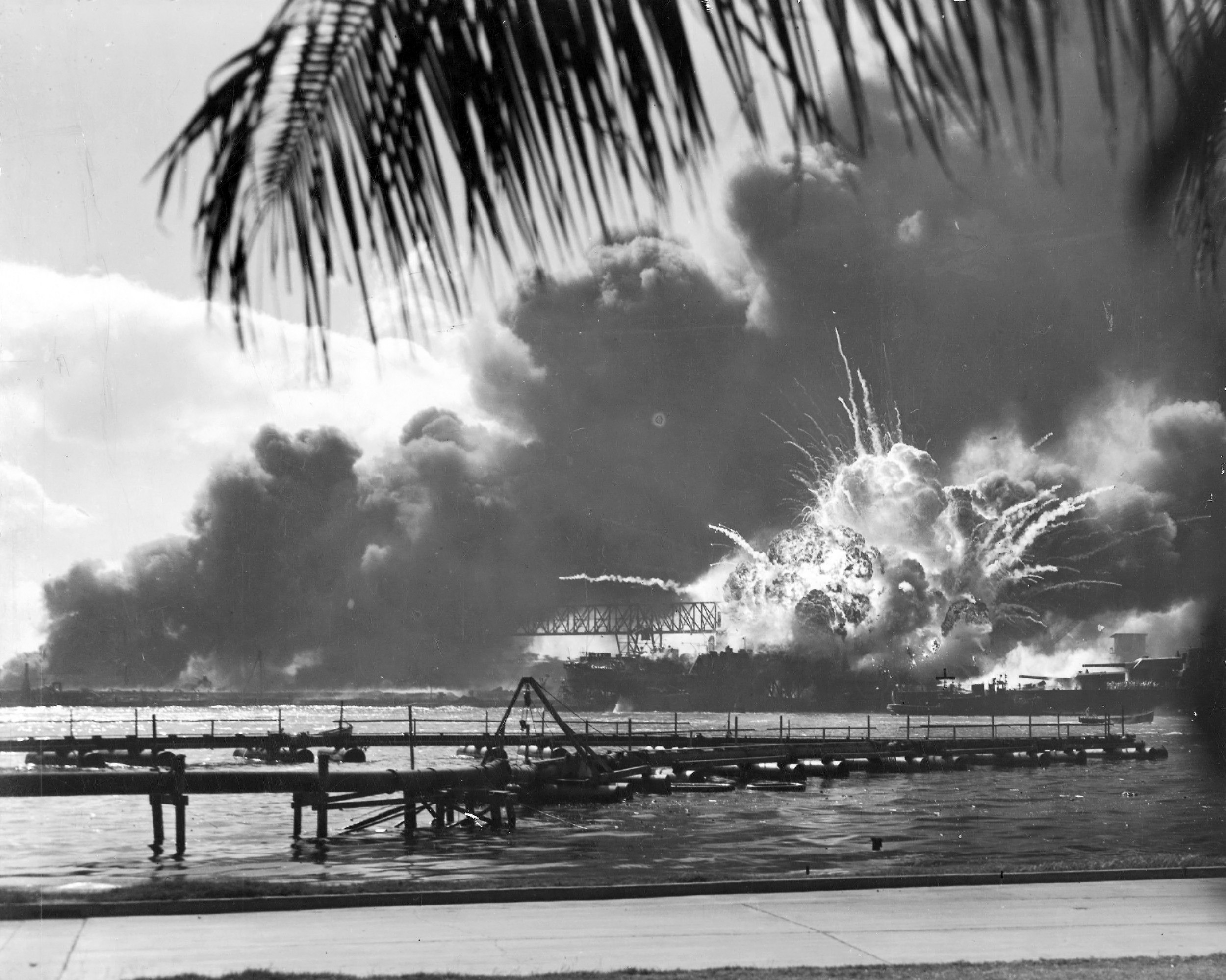 Pearl Harbor, Pearl Harbor, 1941, second world war