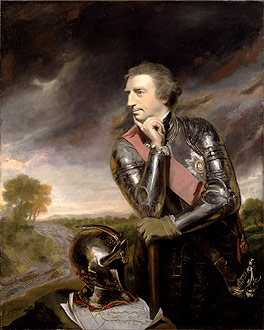 General Jeffery Amherst promoted Montgomery to...
