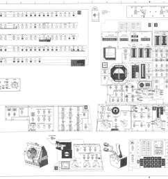 controls plans landing gear plans [ 7879 x 2975 Pixel ]