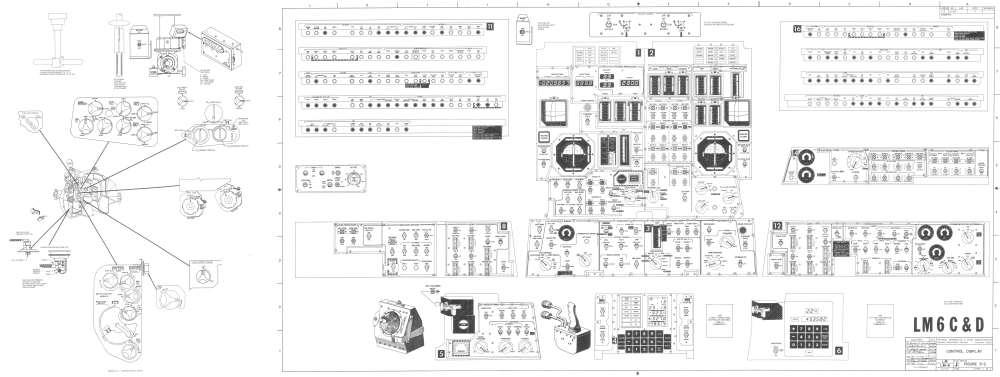 medium resolution of controls plans landing gear plans