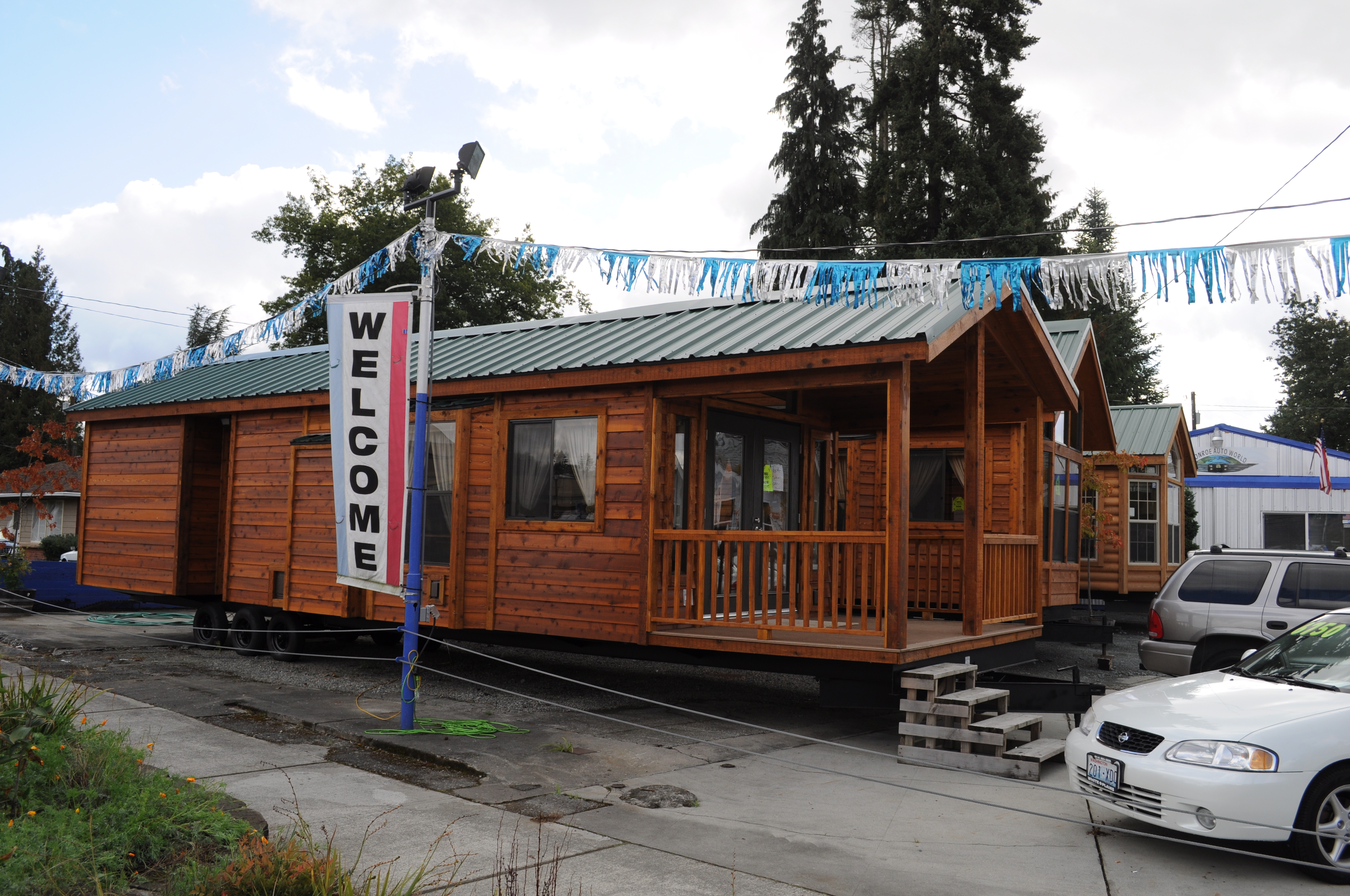 Tiny houses sale washington state for Home builders wa state