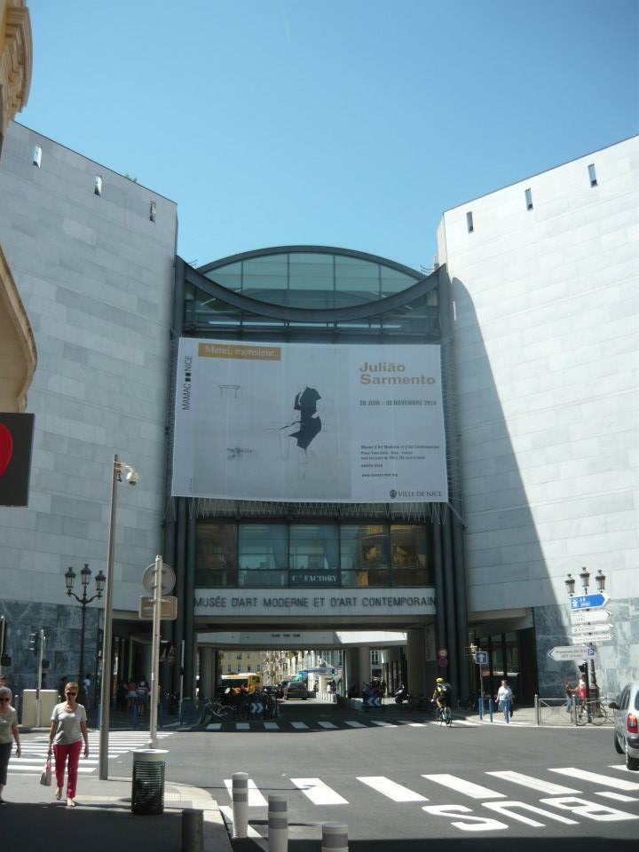 Musée D'art Moderne Et D'art Contemporain De Nice : musée, d'art, moderne, contemporain, Musée, D'art, Moderne, Contemporain, Wikipedia
