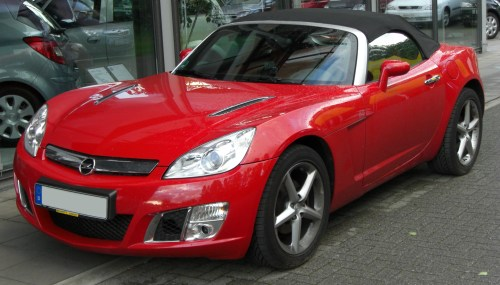 small resolution of opel gt 2007 2009