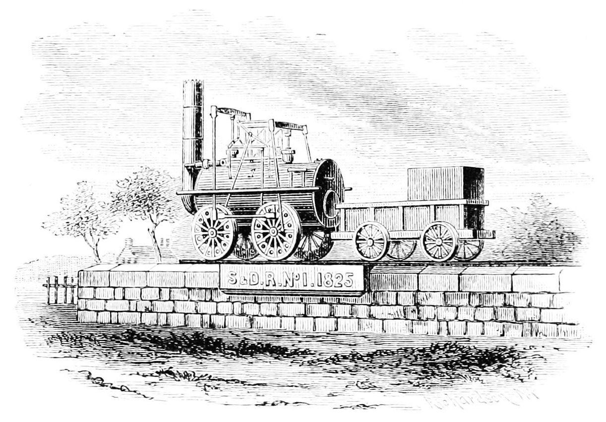 File Psm V12 D283 Stockton And Darlington Engine No 1