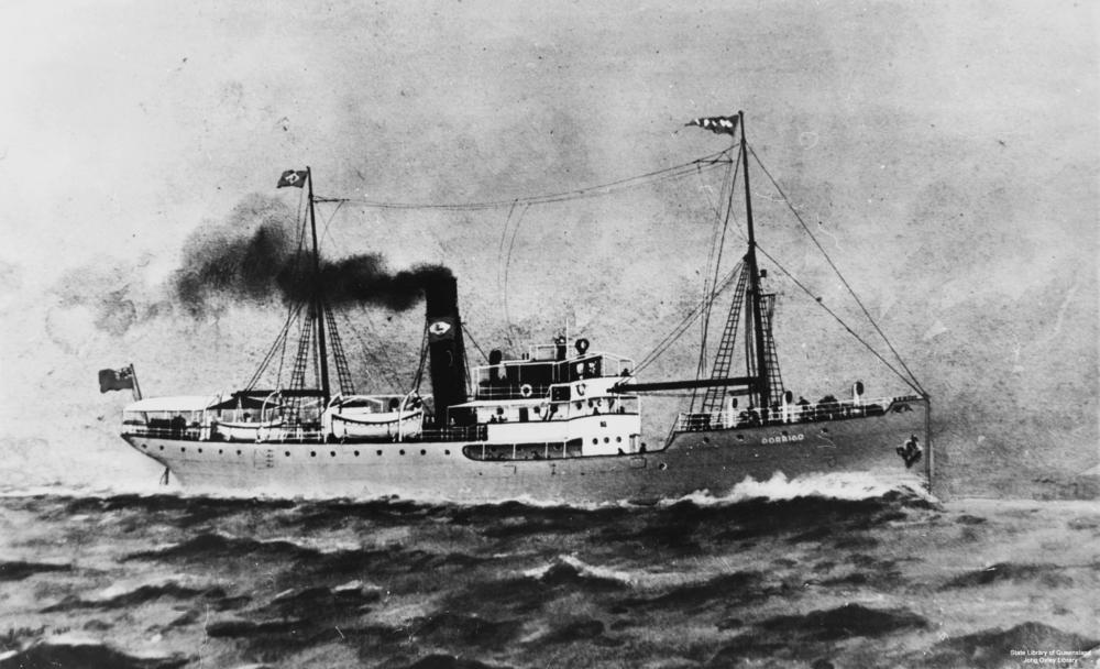 SS Dorrigo  Wikipedia