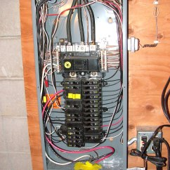Wiring Sub Panel To Main Diagram Th400 Kickdown Basic House Box Simple Schematic All Data Home Power