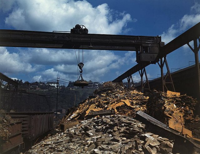 Scrap Metal Business In Nigeria